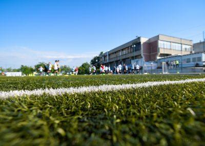 Тренировъчен терен на Сдружение Спортна Академия