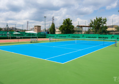 Тенис корт – Ловеч