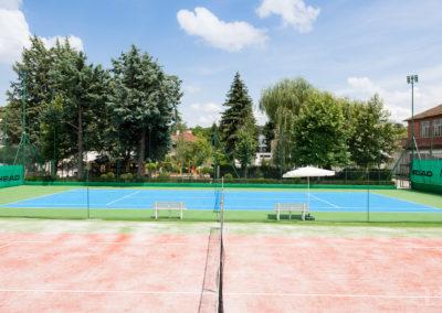 Тенис корт, гр. Ловеч